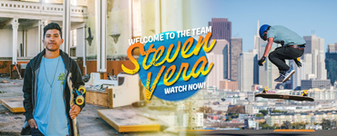 WELCOME TO THE TEAM: STEVEN VERA