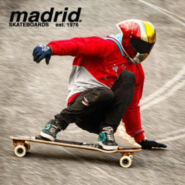 Madrid Skateboards