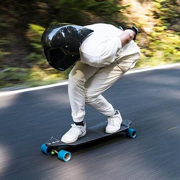 Landyachtz Longboards Triple Beam Skate and Explore