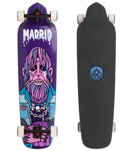 Madrid Skateboards Bigfoot 2015