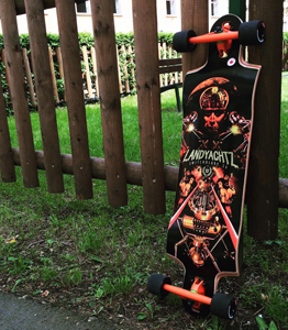 Landyachtz Switchblade 36 Hollowtech