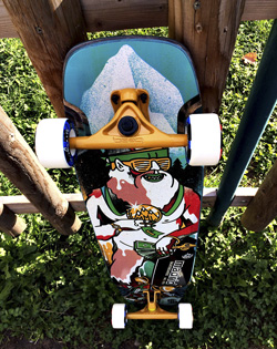 Madrid Skateboards Yeti