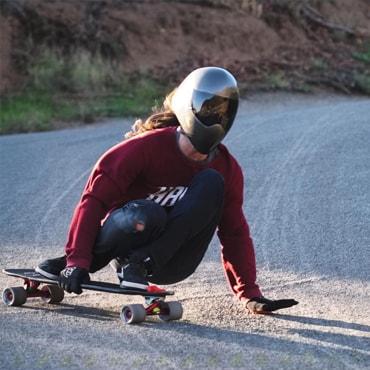 Downhill Freeride Longboard Complete