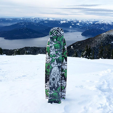 Landyachtz Snowskates