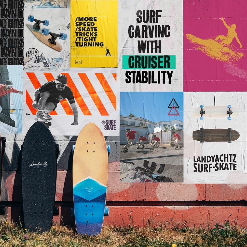 Landyachtz Surfskate